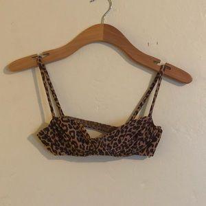 American Apparel Wire Bikini Top